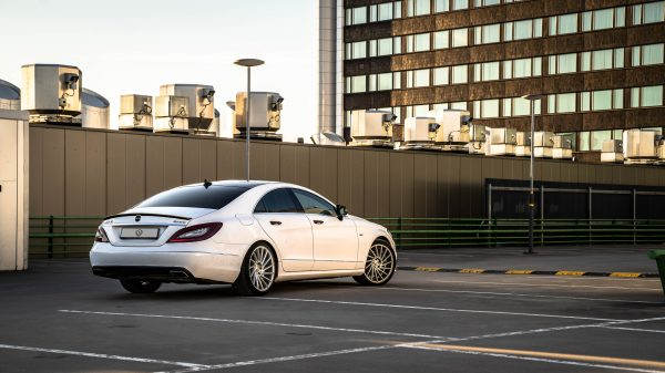 Mercedes Benz CLS AMG 4Matic rent
