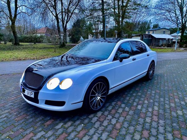 Bentley Continental Flying Spur W12 rent