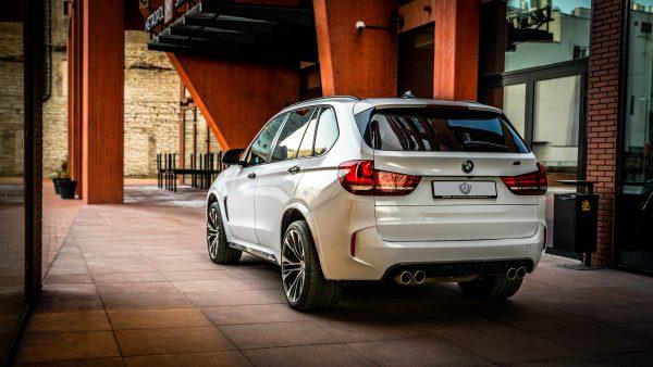 BMW X5 F15 M-Performance xDrive rent