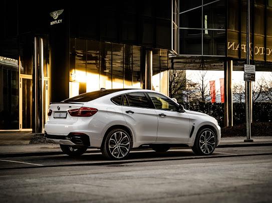 BMW X6 F16 M-Performance xDrive rent