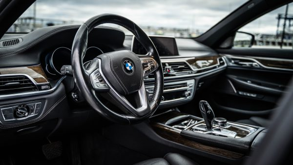 BMW 7 G11 rent