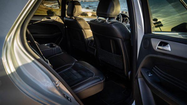 Mercedes Benz ML AMG rent
