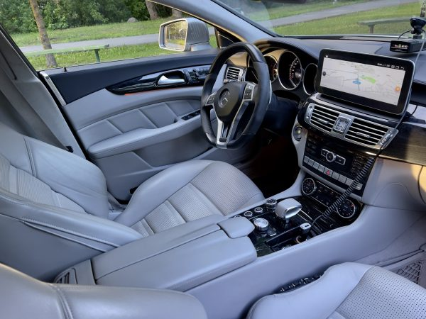 Mercedes Benz CLS AMG63s 4Matic 430kw