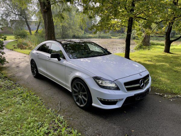 Mercedes Benz CLS AMG63s 4Matic 430kw rent