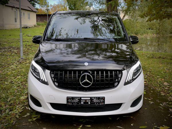 Mercedes Benz V 4matic rent