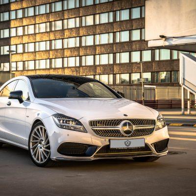 Mercedes Benz CLS AMG 4Matic rent