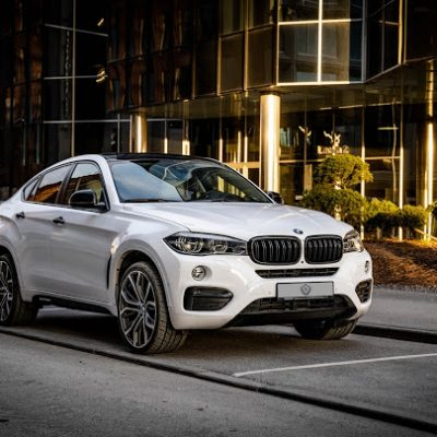 BMW X6 F16 M-Performance xDrive rent