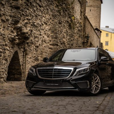 Mercedes Benz S AMG rent