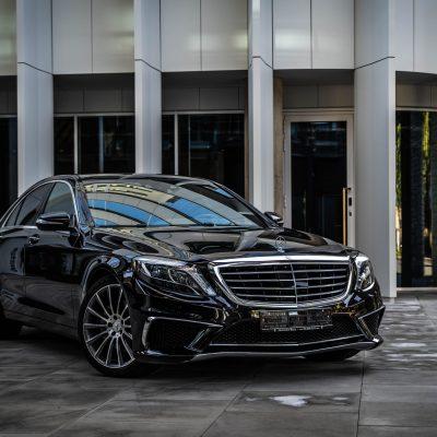 Mercedes Benz S AMG rent