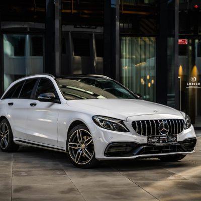 Mercedes Benz C AMG rent