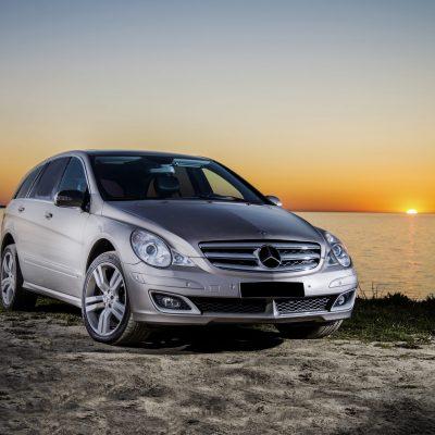 Mercedes Benz R Sport