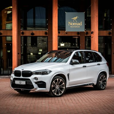 BMW X5 F15 M-Performance xDrive rent